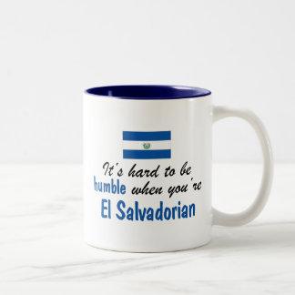 EL humilde salvadoreño Taza De Café