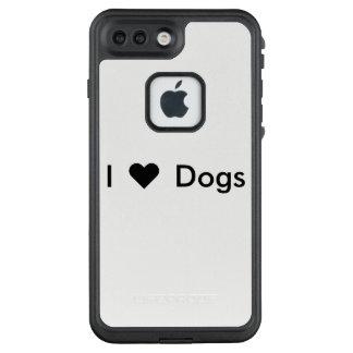 El ♥ I persigue Iphone 7s más el caso
