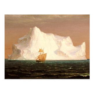 El iceberg postal