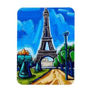 El imán de la torre Eiffel