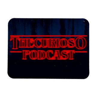 El imán del extranjero del podcast de Curioso