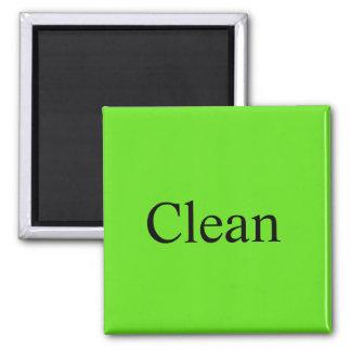 """El imán del lavaplatos """"limpia """""""