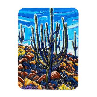 El imán grande del Saguaro