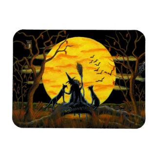 """El imán """"paciencia, Halloween de Halloween acerca"""