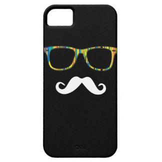 El inconformista del bigote iPhone 5 cárcasas