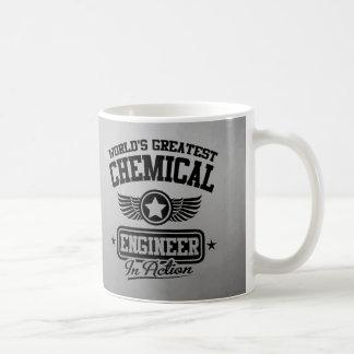El ingeniero químico más grande del mundo en la taza de café