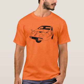 El insecto en enlace inspiró la camiseta