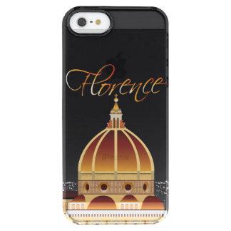 El iPhone 5/5S del Duomo despeja el caso Funda Clearly™ Deflector Para iPhone 5 De Uncommon