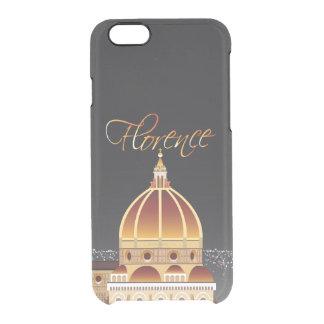 El iPhone 6/6S del Duomo despeja el caso Funda Clearly™ Deflector Para iPhone 6 De Uncommon
