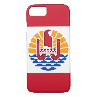 El iPhone polinesio/Samsung de la bandera cubre Funda iPhone 7