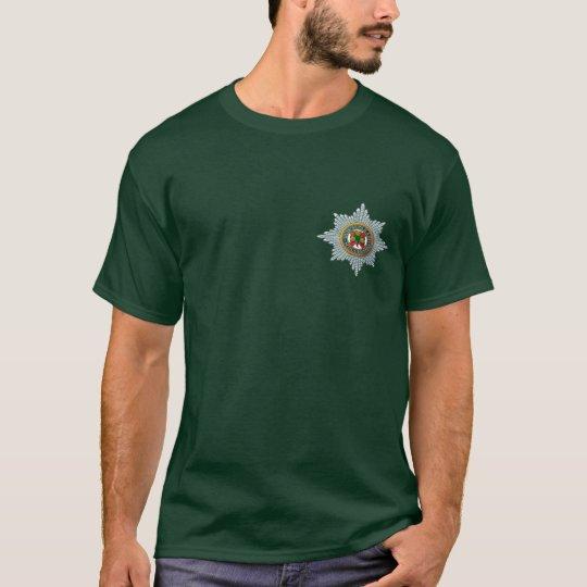El irlandés guarda la camiseta