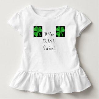 El irlandés hermana la camisa