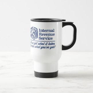 El IRS Taza De Viaje
