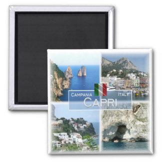 ÉL - Italia # Campania - Capri - Imanes