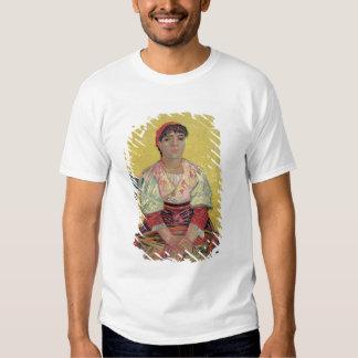 El italiano: Agostina Segatori, 1887 Camiseta