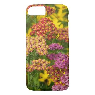 El jardín colorido florece la caja del iPhone Funda iPhone 7