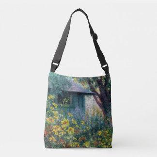 """El """"jardín encanta"""" la bolsa de asas"""