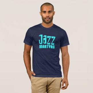 El jazz Martyrs la camiseta