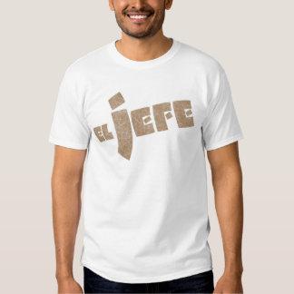 EL Jefe Camisetas