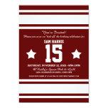 El jersey del fútbol raya a la fiesta de invitación