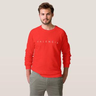 El jersey rojo de los hombres de Valencia