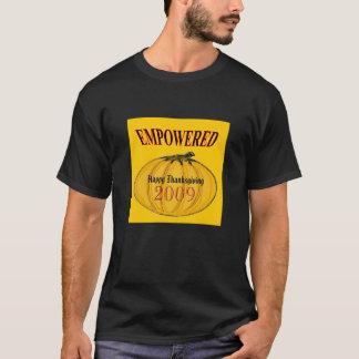 El jGibney 2009Empowed feliz de la serie del Camiseta