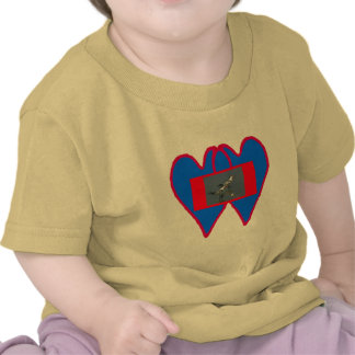 El jGibney Birds2CocoaBeach1 de la serie del artis Camisetas