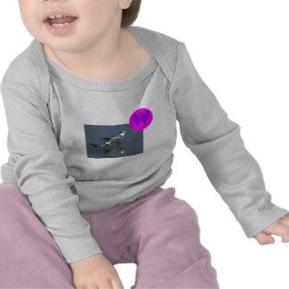 El jGibney Birds2CocoaBeach1 de la serie del artis Camiseta