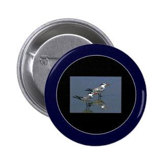 El jGibney Birds2CocoaBeach1 de la serie del artis Pins