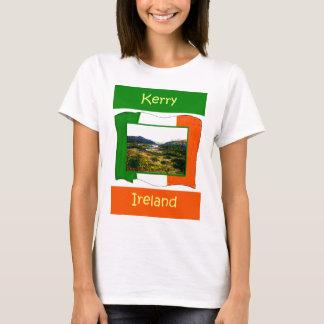 El jGibney Irlanda FlagKerry de la serie del Camiseta