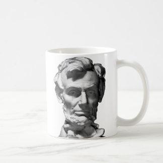 El jGibney Lincoln de la serie del artista del MUS Taza