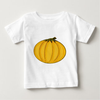 El jGibney pumpkin7tc100 de la serie del artista Camiseta