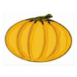 El jGibney pumpkin7tc100 de la serie del artista Postal