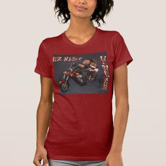 """El jinete de EZ """"no monkey alrededor"""" la camiseta"""