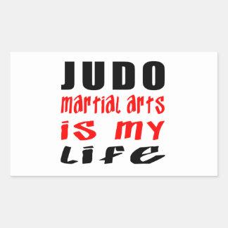 El judo es mi vida rectangular altavoces