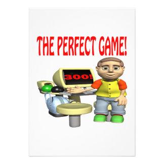 El juego perfecto