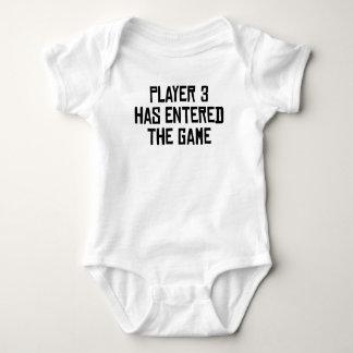 El jugador 3 ha inscrito a The Game Camisas