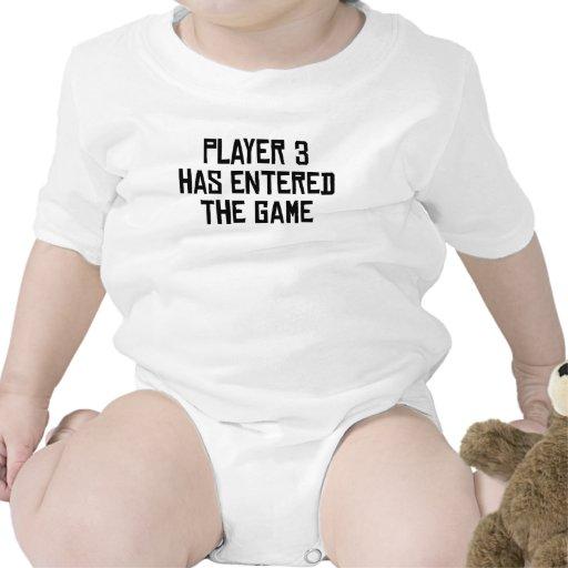 El jugador 3 ha inscrito a The Game Trajes De Bebé