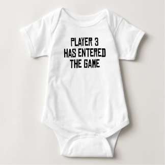 El jugador 3 ha inscrito a The Game Camisetas