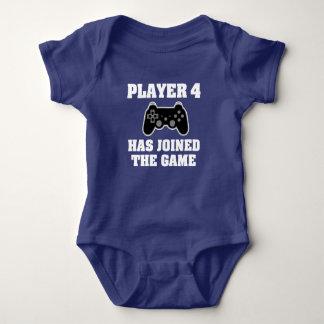 El jugador 4 se ha unido al juego - camisa del
