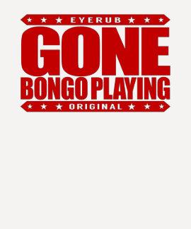 El JUGAR IDO del BONGO - música del amor de I y Camiseta
