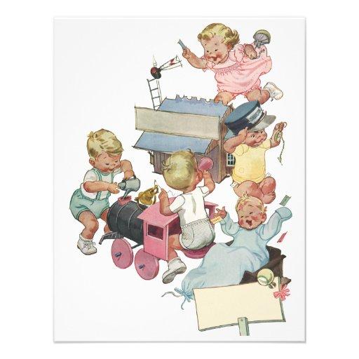 El juguete de la fiesta de cumpleaños del niño del