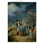 El juramento de Lafayette Felicitación