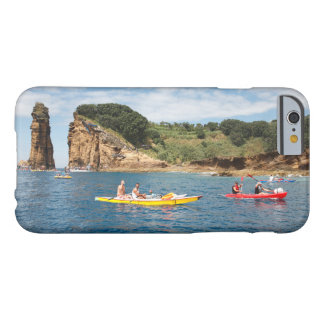 El Kayaking en Azores Funda Barely There iPhone 6