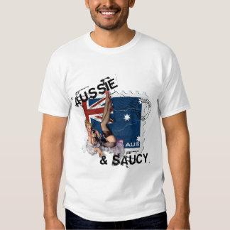 El kitsch Bitsch: Pin-Para arriba australiano y Camisas