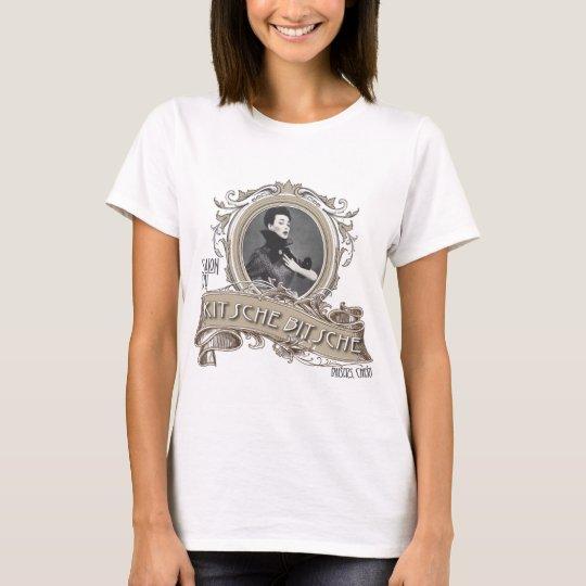 El kitsch Bitsch: Salon du Kitsche Bitsche Camiseta