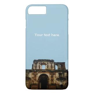 El La Antigua, Guatemala arruina la fotografía Funda iPhone 7 Plus