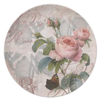 El La compite en rose.jpg Plato De Comida