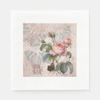 El La compite en rose.jpg Servilletas Desechables