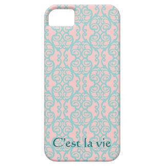 El la de C est compite cita iPhone 5 Case-Mate Coberturas